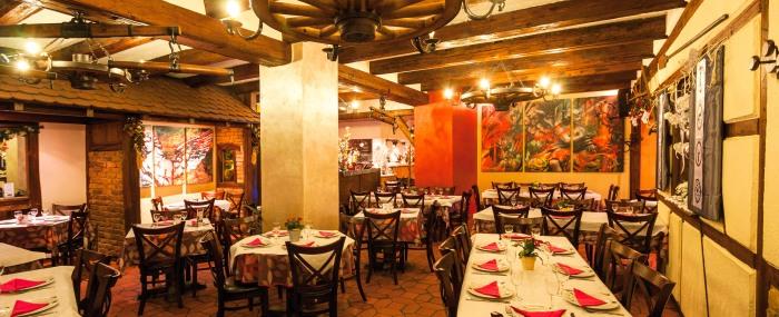 Toiles Restaurant A l'Ange par l'Agence Cré Home.