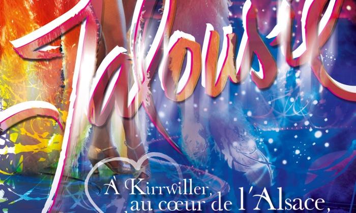 Affiche Royal Palace Kirrwiller pour affichage à Paris par l'Agence Cré Home.