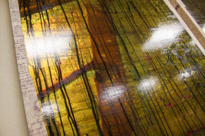 Création et réalisation de tableaux sur fond cuivre oxidé pour la Mairie de Wolfisheim dans le thème du Fort Kléber par l'Agence Cré Home.